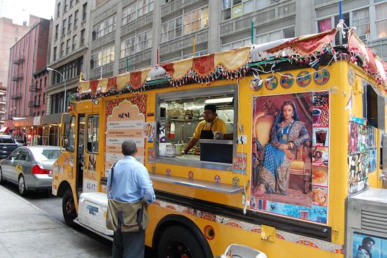 Best Greek Food Truck In Manhattan