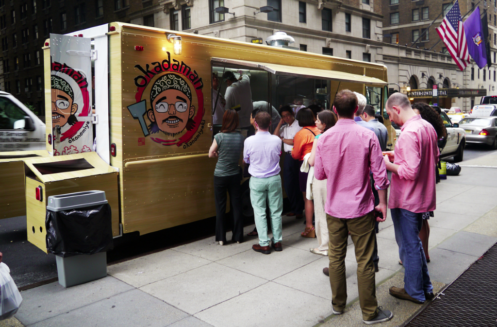 Food Trucks In Nyc Financial District