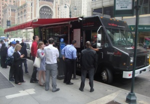 Seoul Food Truck, Midtown East, New York City